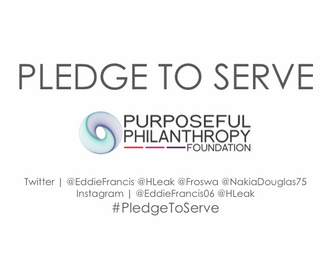 "Three Takeaways from ""Pledge to Serve"""