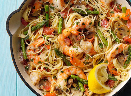 Ring In Lent With These Delicious Seafood Recipes