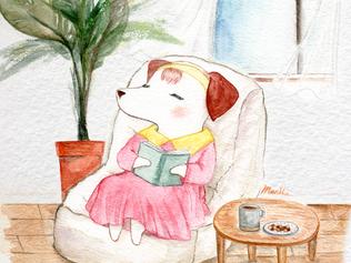Martha's Lazy Afternoon