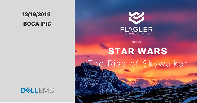 Rise of Skywalker Premier
