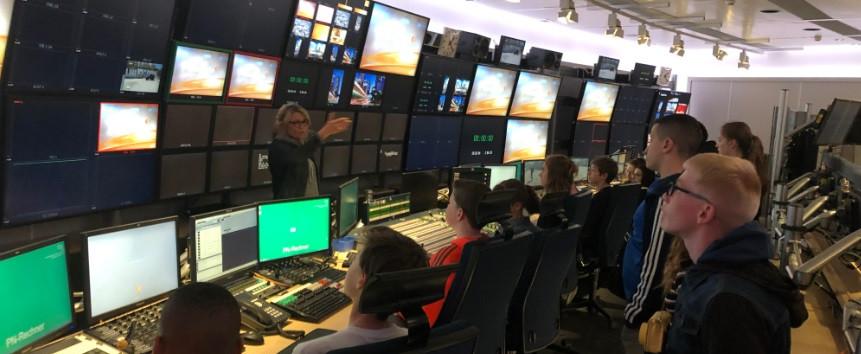 ZDF régie