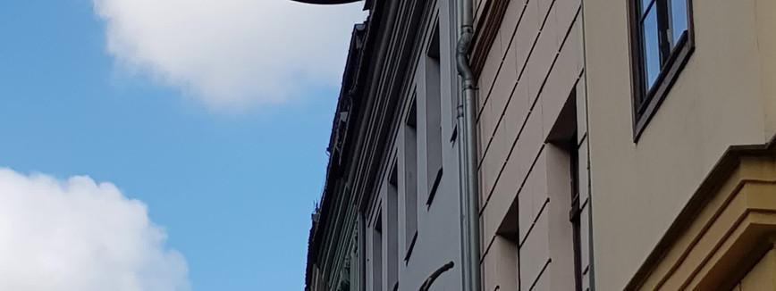 Nicolaiviertel : les enseignes médiévales