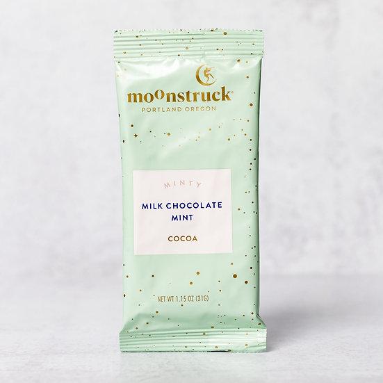 Single Serve Milk Chocolate Mint Hot Cocoa