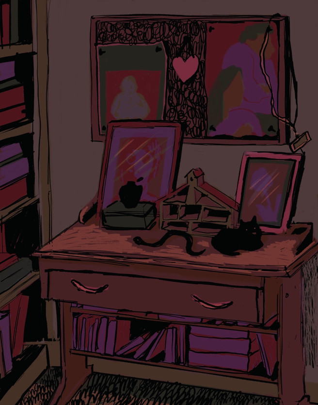 Bedroom Corner