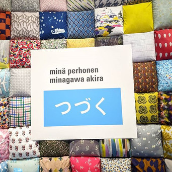 ミナ・ペルホネン「つづく」展
