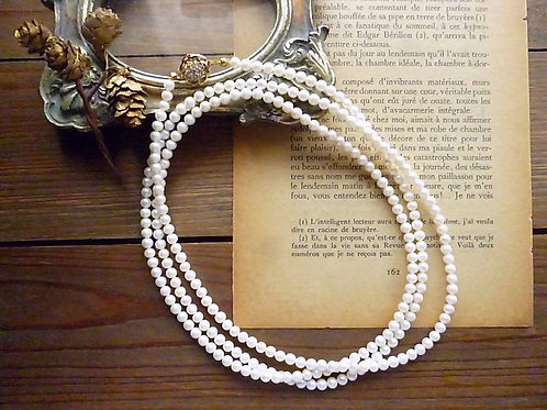 3 Way Long Pearls Necklace