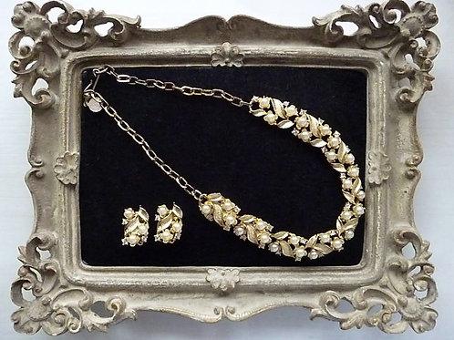 KRAMER Necklace & Earring