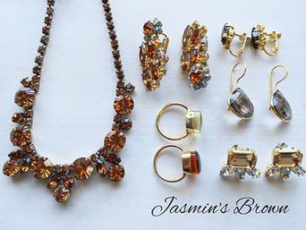 Jasmin's Brown