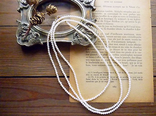 Baby Pearl 3 Way Necklace