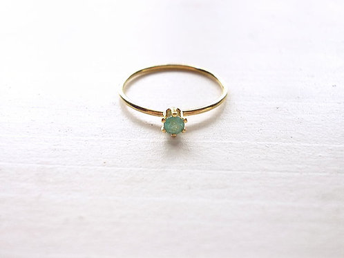 Emerald Ring(a)