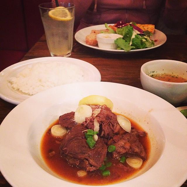 Instagram - 北千住に、「わかば堂」という美味しくてお洒落なレストランを見つけました。  found nice and cozy restaurant