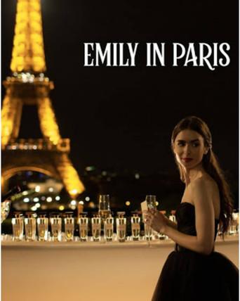 「Emily in Paris」