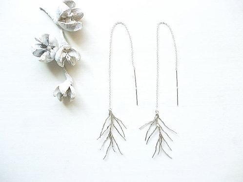 Pine Needles Silver