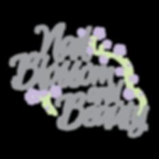 Nail Blossom and Beauty Logo
