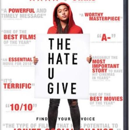 NAACP Film Series Presents: The Hate U Give