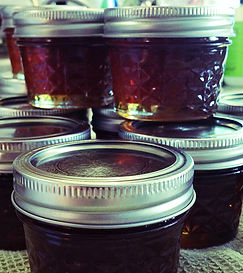 Raw Alaska honey