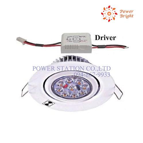 PWR309-9ED 12VDC