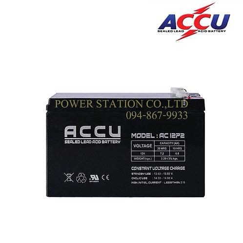 AC 1272 (12V 7.2Ah.)