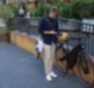 Unlocking th Tiller Rides Radster e-bike with the smart phone app