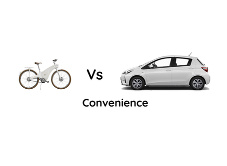 Electric bike vs car: Which is more convenient?
