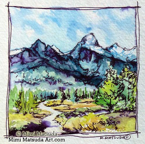 Teton Trails #TT14
