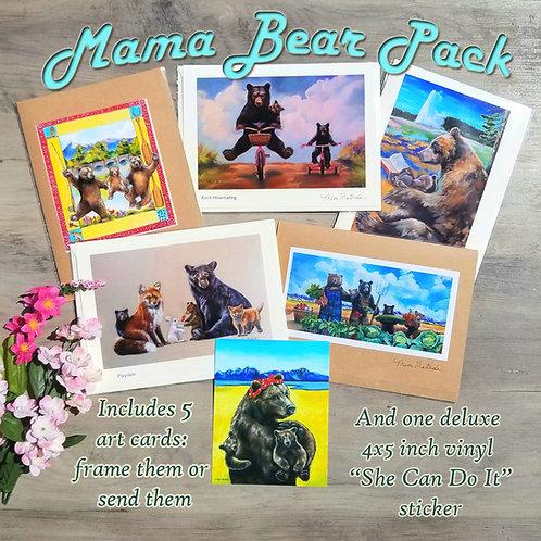 Mama Bear Pack