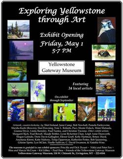 Exploring Yellowstone Through Art