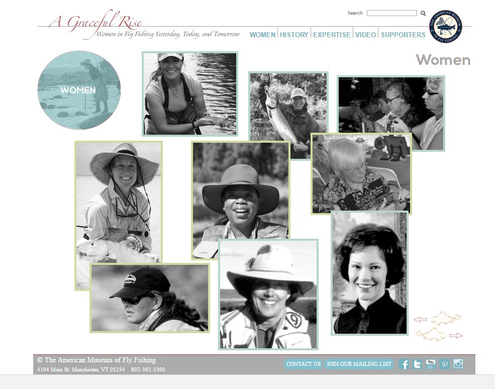Graceful Rise Online Exhibition