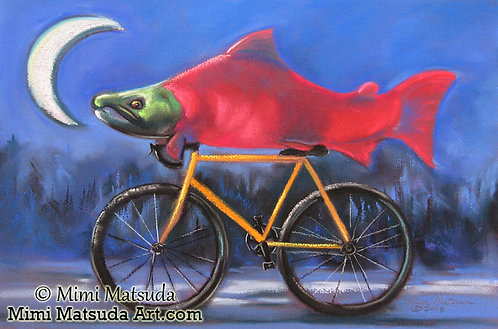 Salmon Cycle #108
