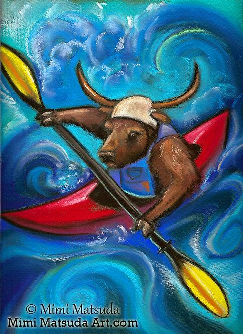 Kayaker #78