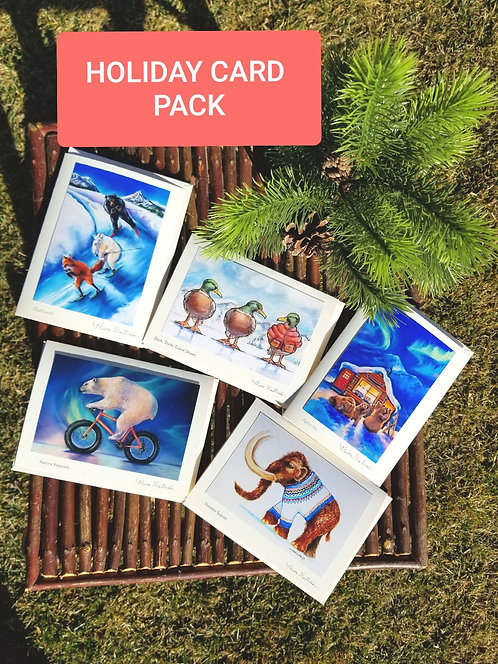 Holiday Card Pack