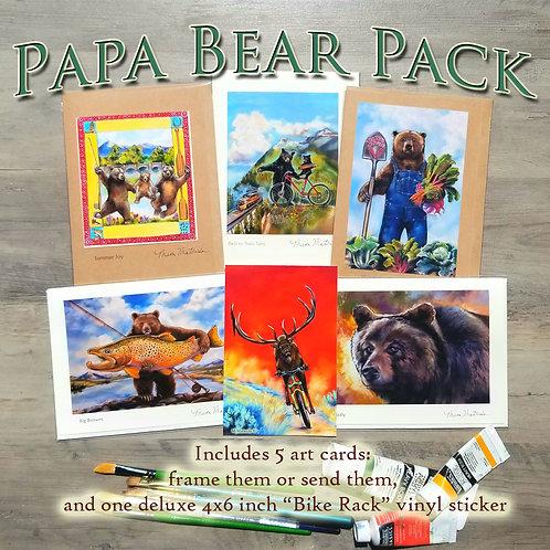 Papa Bear Pack