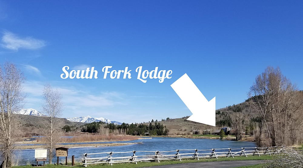 South Fork Lodge on the Snake River