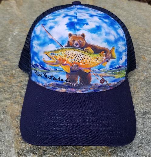 """Big Browns"" Hat"