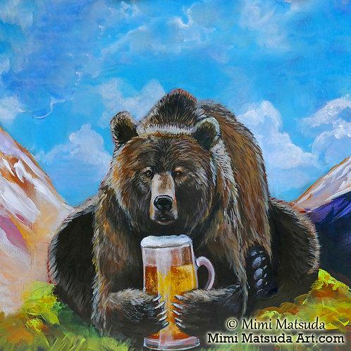 Bruin Brew #B1015