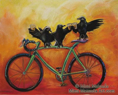 Crow Bar  #98