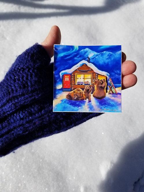 Sticker -Aprés Ski