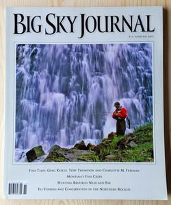 Big Sky Journal Mimi Matsuda