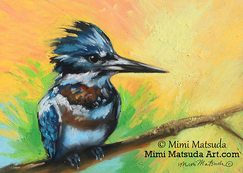 Kingfisher #K4