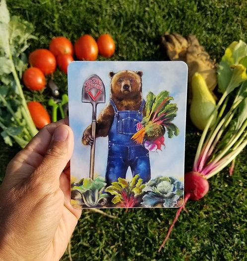 Sticker - Victory Garden