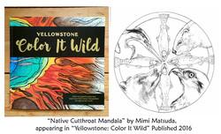 Mimi Matsuda art, Color It Wild