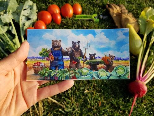 Sticker - The Good Earth