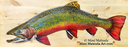 Brook Trout # 1881