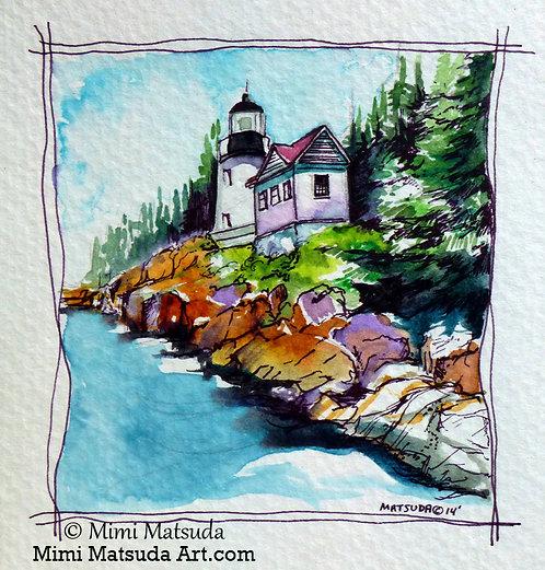 Acadia, Maine #AM14