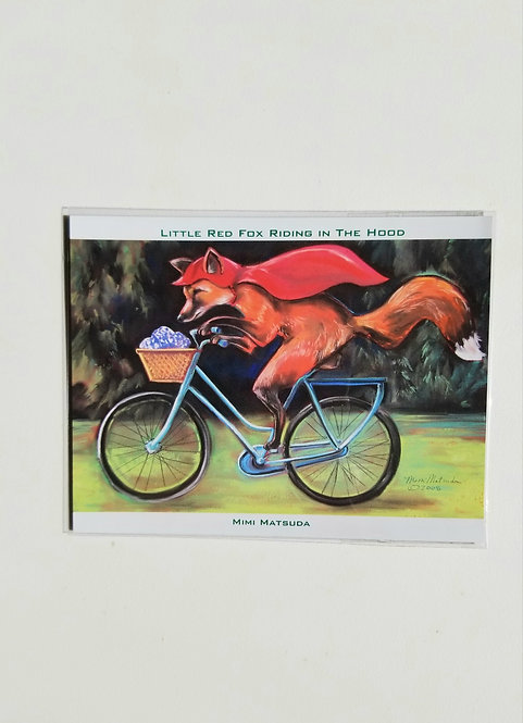 """Magnet - """"Little red riding in the hood"""""""