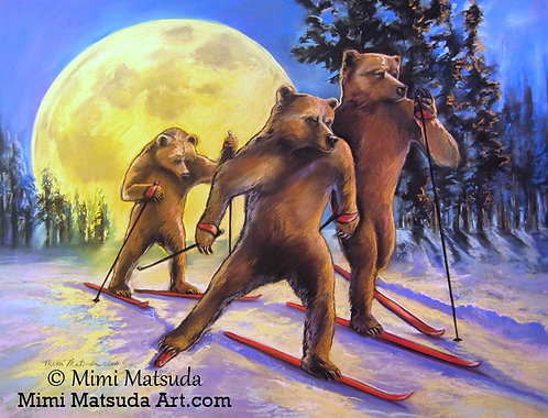 Blue Moon Bears #11B