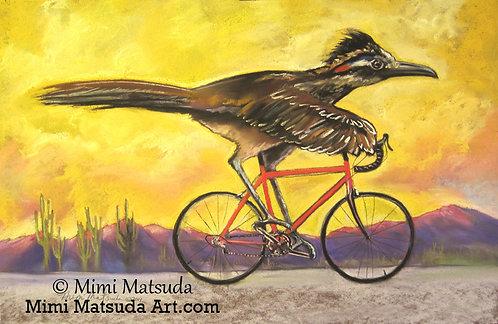 Roadrunner, Road Biker  #11F