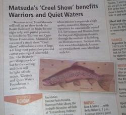 Bozeman Daily Chronicle 8/23/12