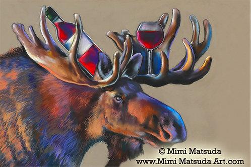 Moose Merlot #MM17