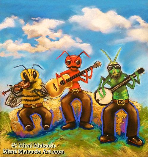 Ah, Strum Bugs! #RA13